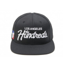 더헌드레드(THE HUNDREDS) The Hundreds Forever Team Snapback (BLACK)