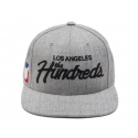 The Hundreds Forever Team Snapback (Athletic Heather)