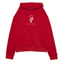 QUESTION ROSE HOODIE RED
