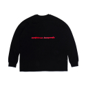 굿펠라즈(GOODFELLAS) Future Crewneck Black