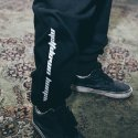 굿펠라즈(GOODFELLAS) Humanity Sweat Pants Black
