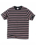 아웃스탠딩(OUTSTANDING) SUBCULTURE BORDER TEE[BLACK]