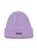 디스이즈네버댓() Small Logo Beanie Purple