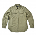 17SS WORK SHIRT OLIVE