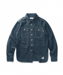 Jason Covert Shirt Indigo