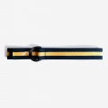 아오(AHOH) D RING BELT YELLOW