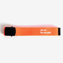 아오(AHOH) BUCKLE BELT ORANGE