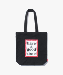 Frame Tote Bag - Black
