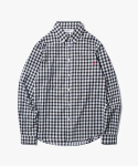 해브 어 굿 타임(HAVE A GOOD TIME) Ginham Shirt - Grey