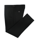 벨리프(BELLIEF) 17SS Herringbone adjust slacks (black)_BPS17213