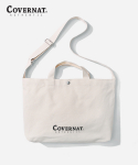 커버낫() AUTHENTIC LOGO 2WAY BAG IVORY