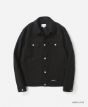 커버낫() 2ND COTTON BLOUSON BLACK