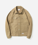 커버낫() 2ND COTTON BLOUSON BEIGE