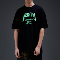 네스티팜(NASTY PALM) [NYPM] ULTIMATE TEE (BLK-GREEN)