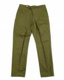 [VERY RARE]Cross Tuck Chino-Khaki