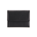 페넥(FENNEC) Fennec Men Snap Card Wallet - 001 Black