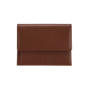 페넥(FENNEC) Fennec Men Snap Card Wallet - 002 Brown