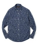 paisley shirts navy