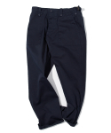 17fw OG fatigue pants navy