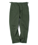 유니폼브릿지(UNIFORM BRIDGE) OG fatigue pants forest