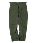 17fw OG fatigue pants forest