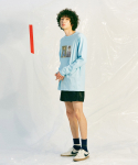 피스피스(PIECEPEACE) PORTRAIT LONG SLEEVE MINT