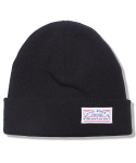 크래프티드(KRAFTED) 17(1X1)A-WATCH CAP(BLACK)