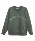 챈스챈스(CHANCECHANCE) V neck MTM(Khaki)