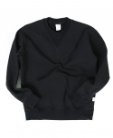 아웃스탠딩(OUTSTANDING) EXERCISE HEAVY SWEATSHIRTS[BLACK]