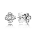판도라(PANDORA) 290647CZ ORIENTAL BLOSSOM STUD EARRINGS