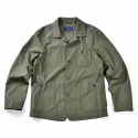 17SS COVERALL JACKET OLIVE