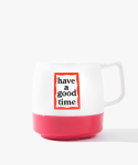 해브 어 굿 타임(HAVE A GOOD TIME) Dinex Mug Cup - Red