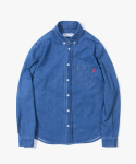 해브 어 굿 타임(HAVE A GOOD TIME) Denim Shirt - Denim