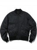 디스이즈네버댓() MCR Flight Jacket Black