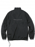 디스이즈네버댓(thisisneverthat) SP Half Zip Windbreaker Black