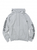 디스이즈네버댓() H-SP-Logo Hooded Sweatshirt Grey