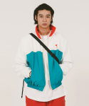 위캔더스(WKNDRS) WLC TRACK JACKET (RED)