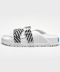 피플풋웨어(PEOPLE FOOTWEAR) THE LENNON CHILLER - YETI WHITE/STRIPES / NC04V3-015