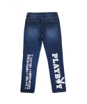 아임낫어휴먼비잉(I AM NOT A HUMAN BEING) HBXPB Basic Logo Denim Jean
