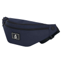에이비로드(ABROAD) Basic Waist Bag (navy)