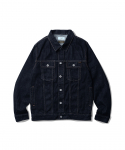 County Kuroki Denim Jacket Indigo