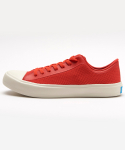 피플풋웨어(PEOPLE FOOTWEAR) THE PHILLIPS - SUPREME RED w/ PICKET WHITE