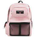 베테제(VETEZE) RETRO LEATHER SPORT BACKPACK - Baby Pink