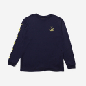 브라운브레스(BROWNBREATH) SUBCULTURE LONGSLEEVE - NAVY