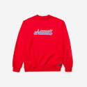CHIIIILL CREWNECK - RED