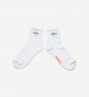 브라운브레스(BROWNBREATH) SURF SOCKS - WHITE