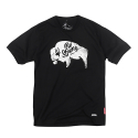 더 매드니스(THE MADNESS) BUFFEL T-SHIRTS_BK