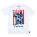 더 매드니스(THE MADNESS) HELLO U.S.A T-SHIRTS_WH