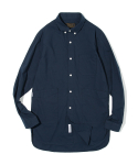 유니폼브릿지() pocket long shirts navy
