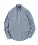 유니폼브릿지() 17ss chambray shirts navy